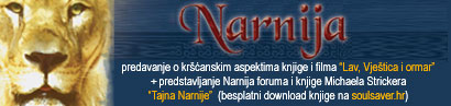 Predavanje – Tajna Narnije (Europski dom)