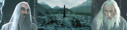 Sarumanov vs. Gandalfov glas