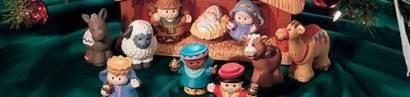 Razgovor u dvoje kod jaslica – Božićna priča